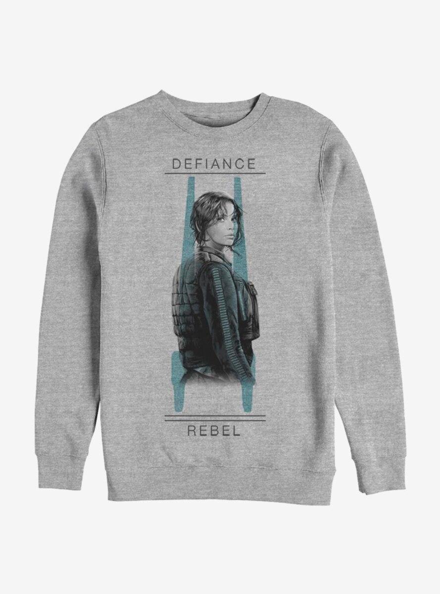 Star Wars Jyn Overlay Sweatshirt