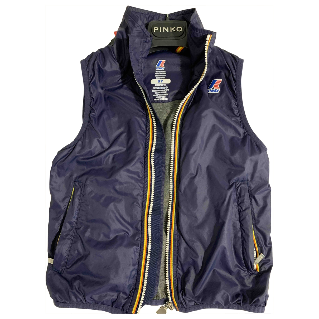 K-way \N Blue jacket & coat for Kids 8 years - until 50 inches UK