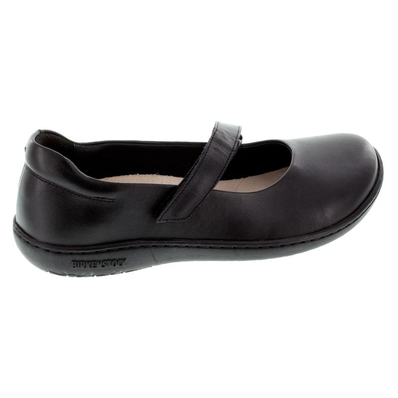 Birkenstock Lora Black Leather 42 R