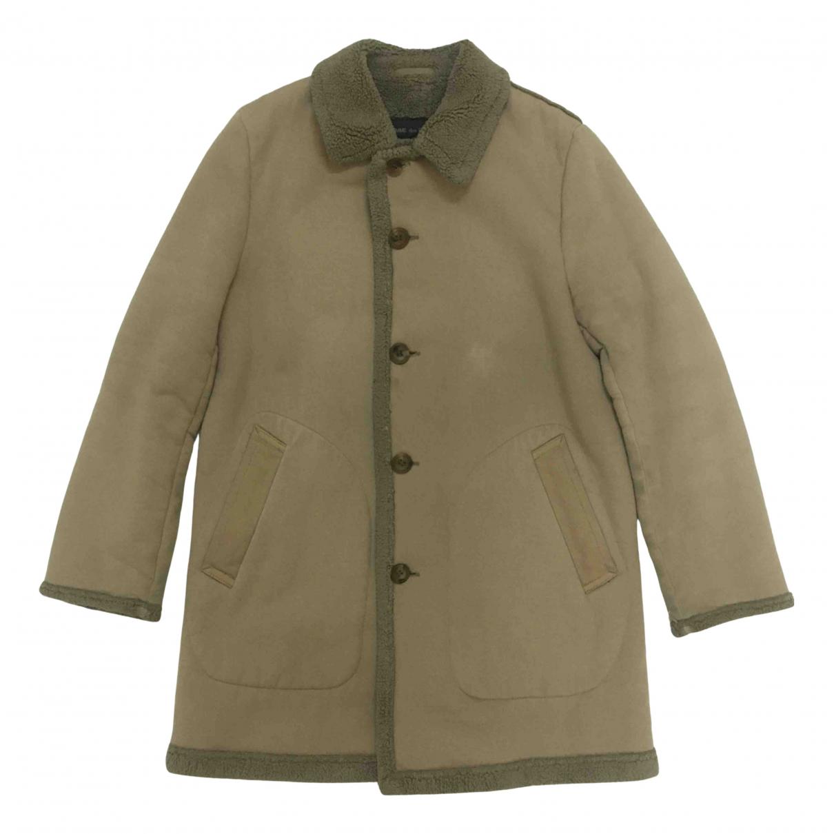 Comme Des Garcons - Manteau   pour homme - marron