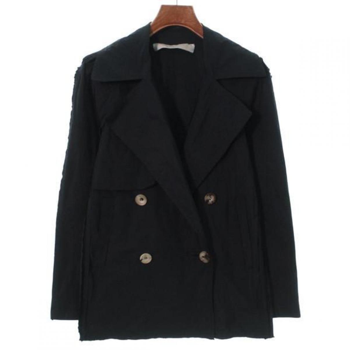 Lanvin \N Black jacket for Women 36 FR