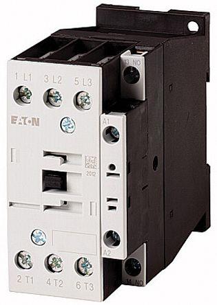Eaton 3 Pole Contactor - 25 A, 400 V ac Coil, xStart, 3NO, 11 kW