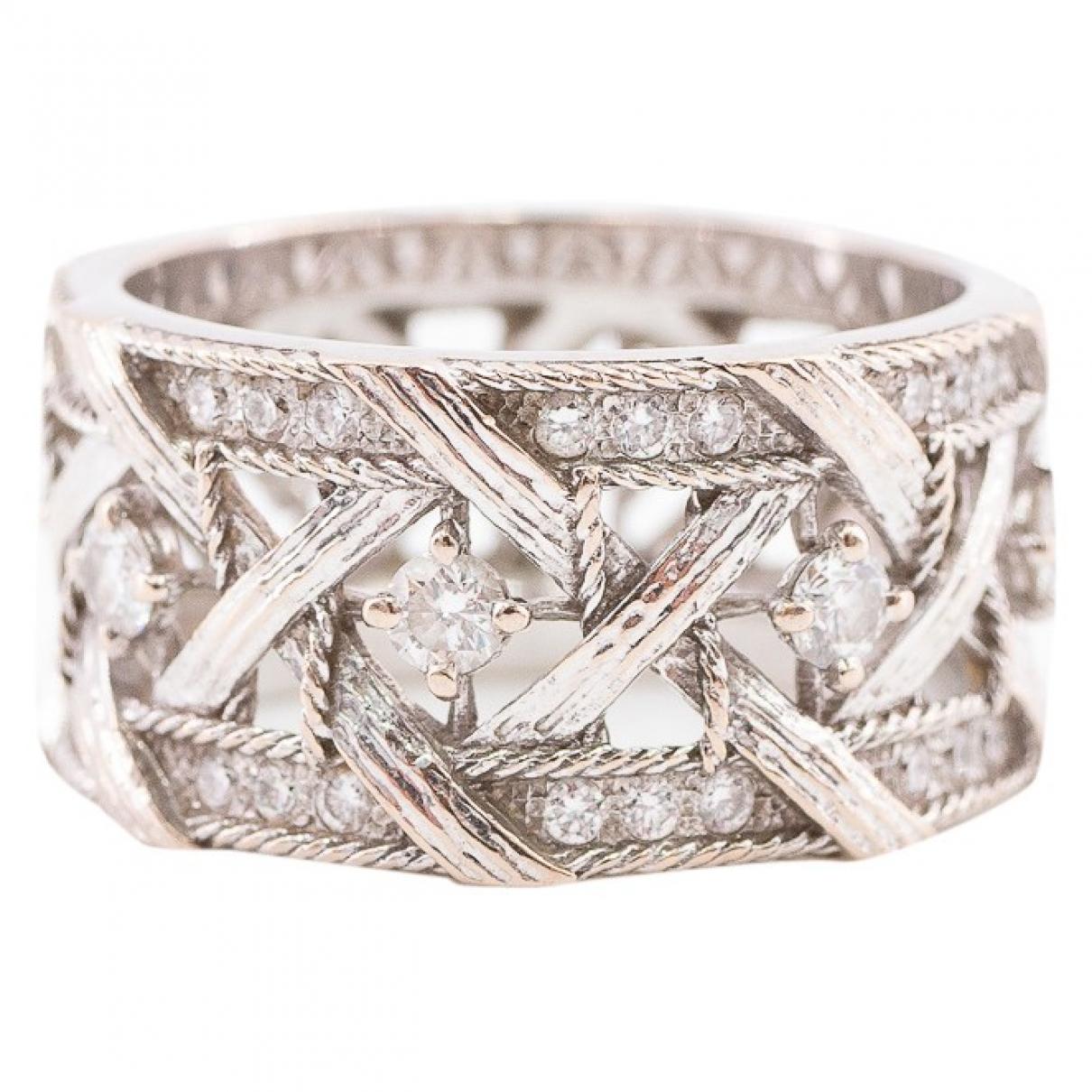 Dior My Dior Ring in  Silber Weissgold