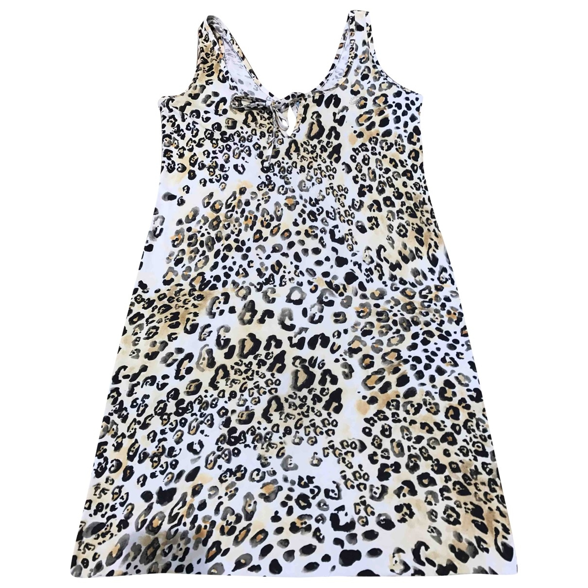 Blumarine \N Ecru dress for Women M International