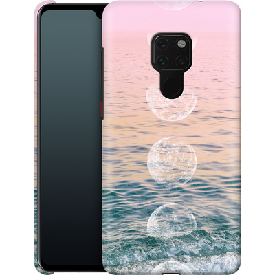 Huawei Mate 20 Smartphone Huelle - Moontime Beach von Emanuela Carratoni