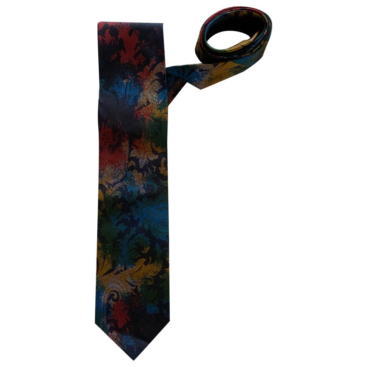 Boss \N Multicolour Silk Ties for Men \N