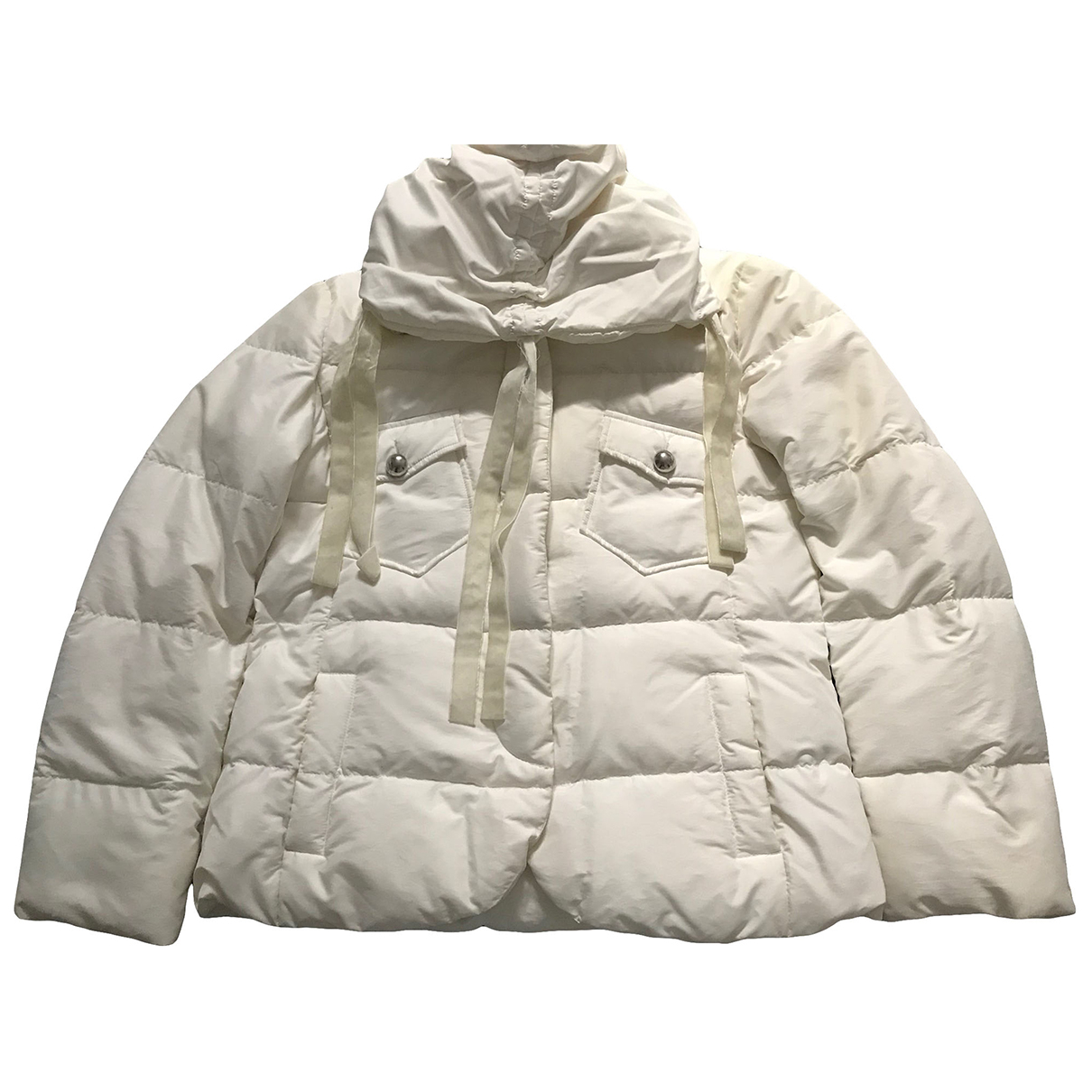 Armani Baby \N White jacket & coat for Kids 12 years - XS FR