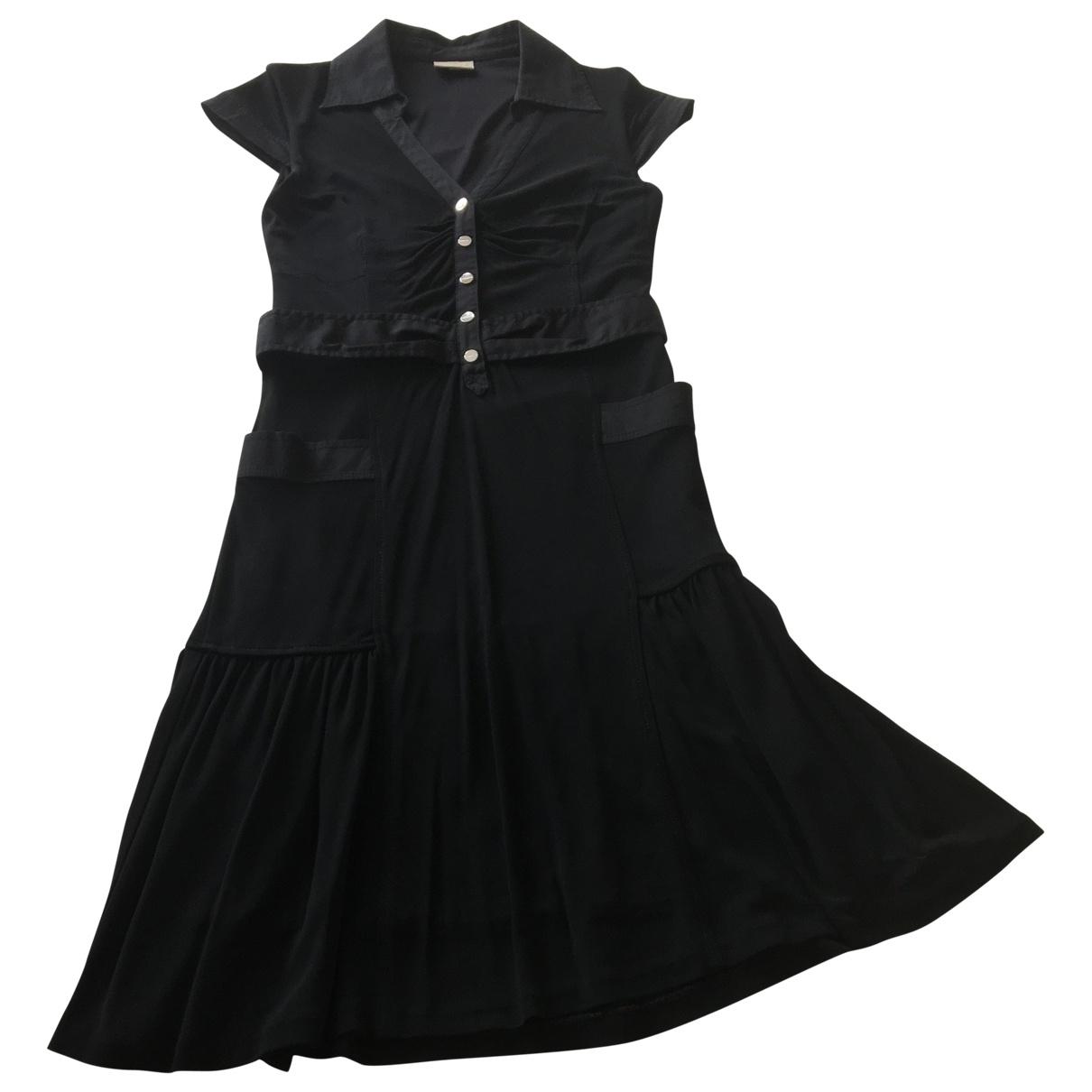 Karen Millen \N Kleid in  Schwarz Viskose