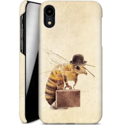 Apple iPhone XR Smartphone Huelle - Worker Bee von Eric Fan
