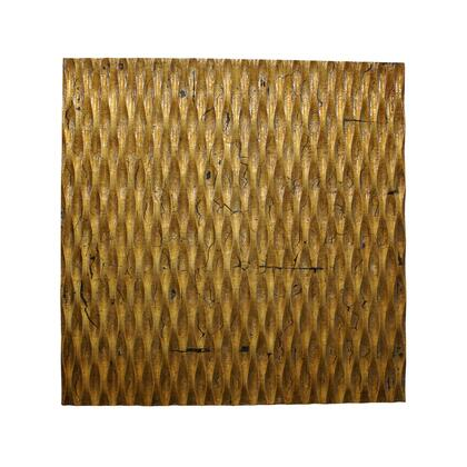 BM205908 Modern Style Wooden Wall Decor with Patterned Carving  Large