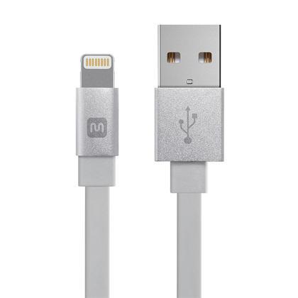 Cabernet Series câble de charge & sync Apple® MFi certifié Lightning ™ vers USB, blanc - Monoprice® - 4pi