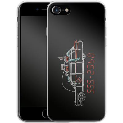 Apple iPhone 8 Silikon Handyhuelle - 555-2368 von Rocketman