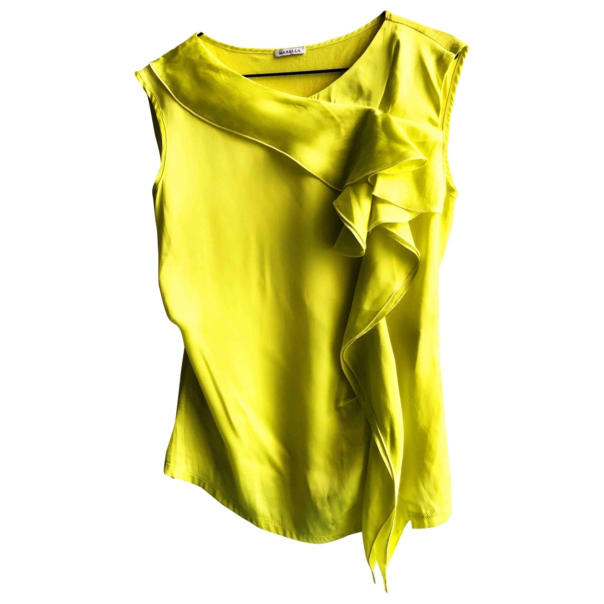 Marella \N Yellow  top for Women S International