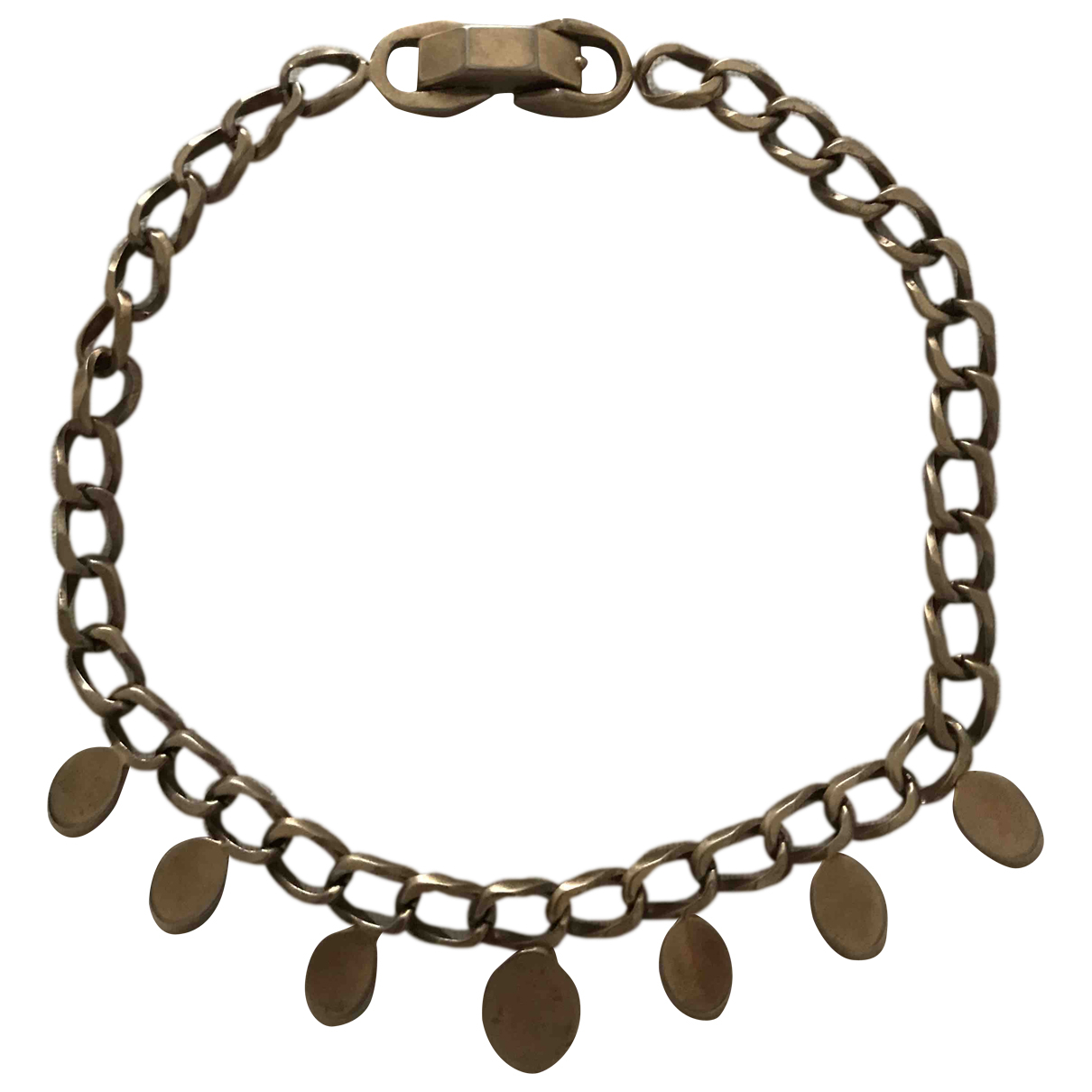 Sperry N Gold Metal necklace for Women N