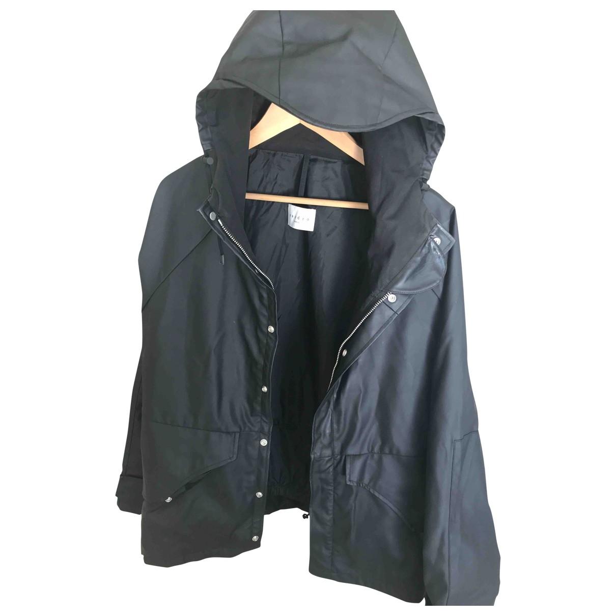 Sandro \N Black jacket  for Men M International
