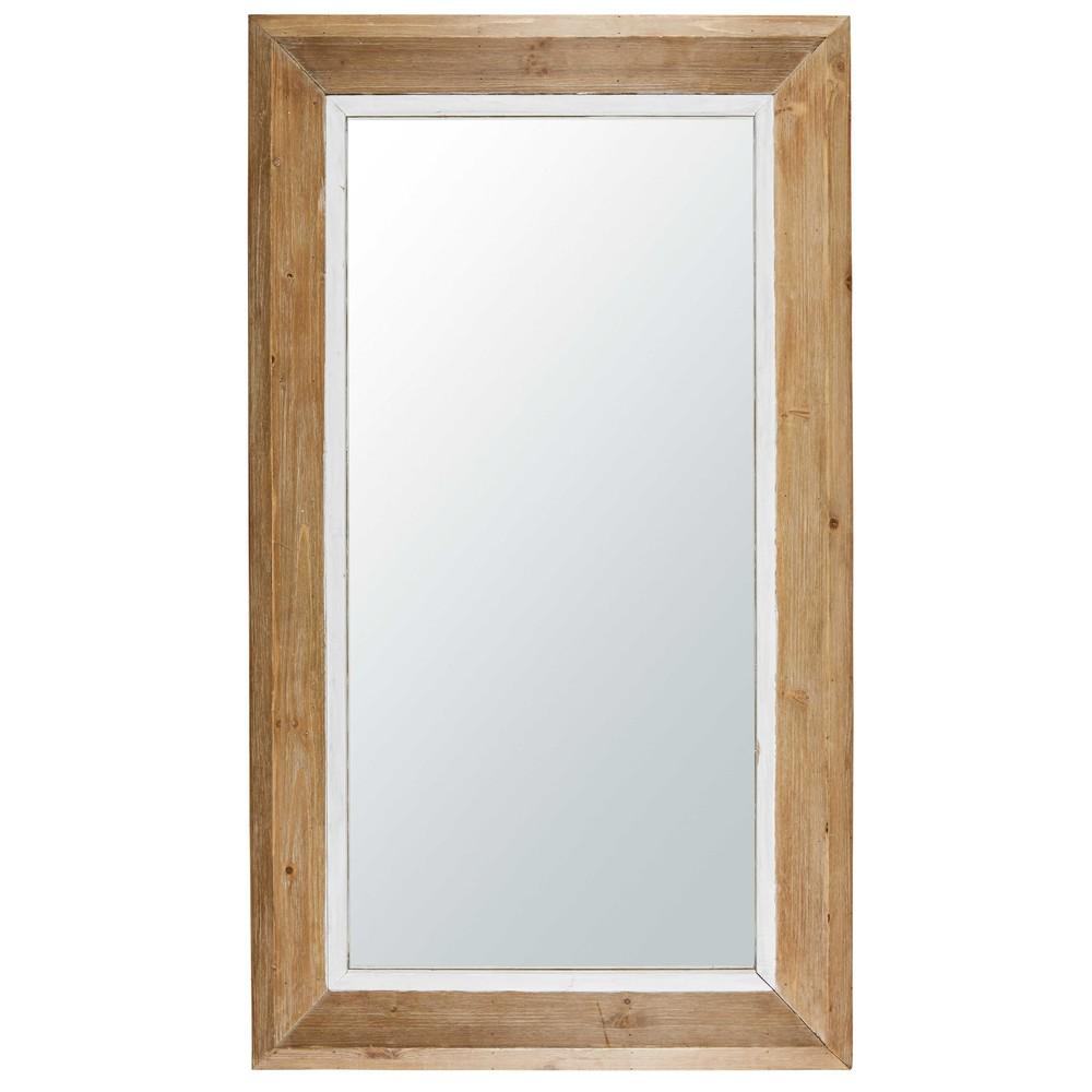 Spiegel aus Tannenholz 80x140