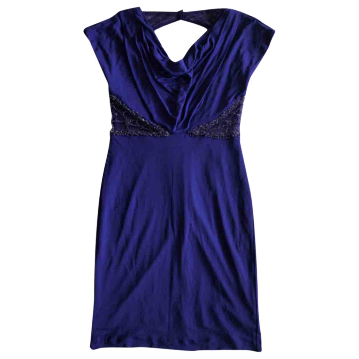 Badgley Mischka - Robe   pour femme - violet