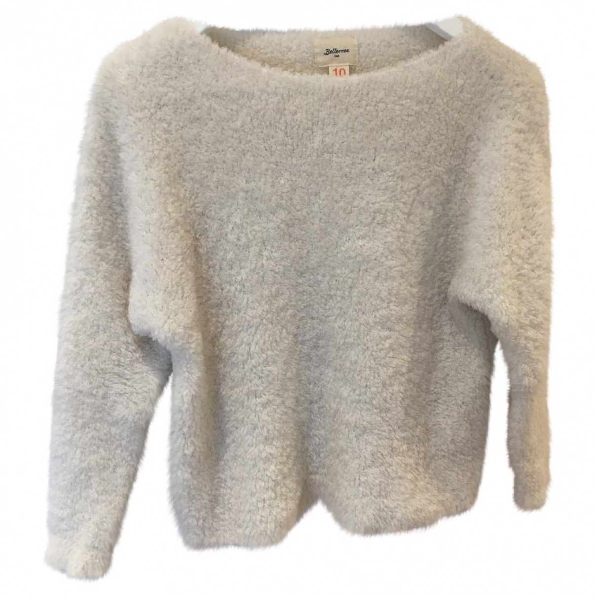 Bellerose \N Ecru Wool Knitwear for Kids 10 years - up to 142cm FR