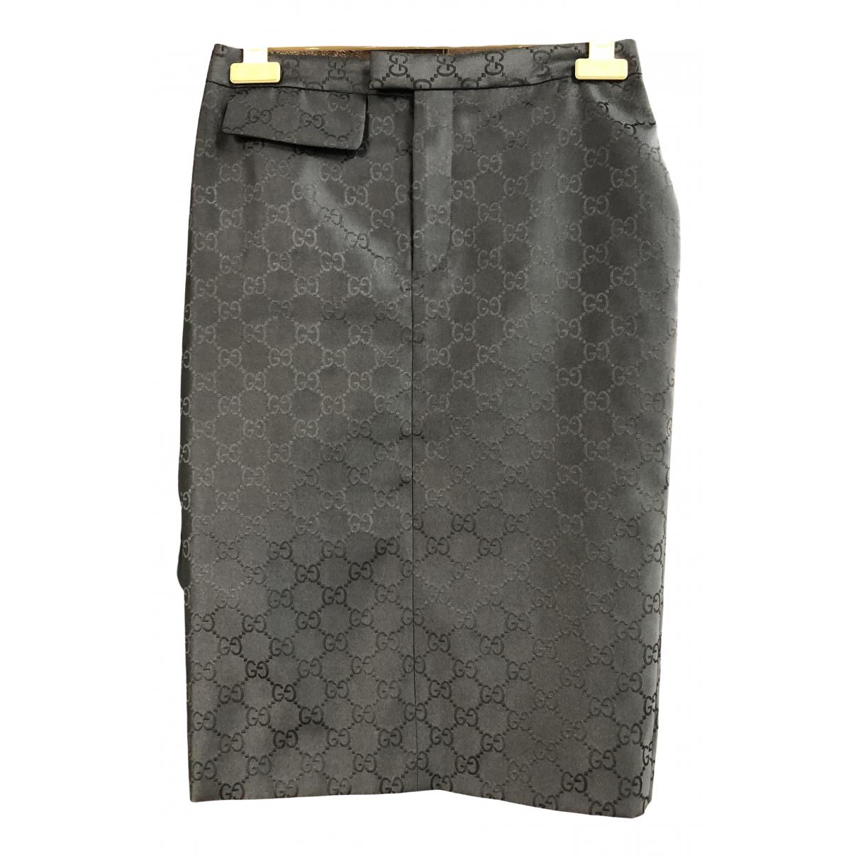 Gucci \N Black skirt for Women 40 IT