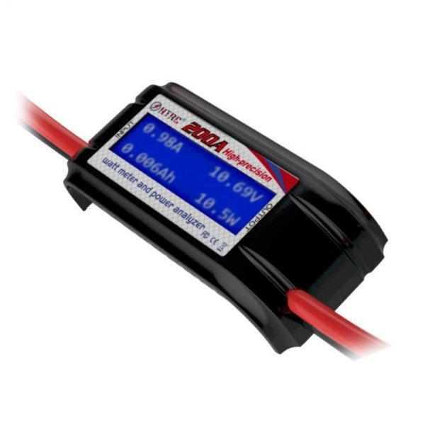 HTRC 200A High Precision Battery Checker Watt Meter And Power Analyzer HT-0011