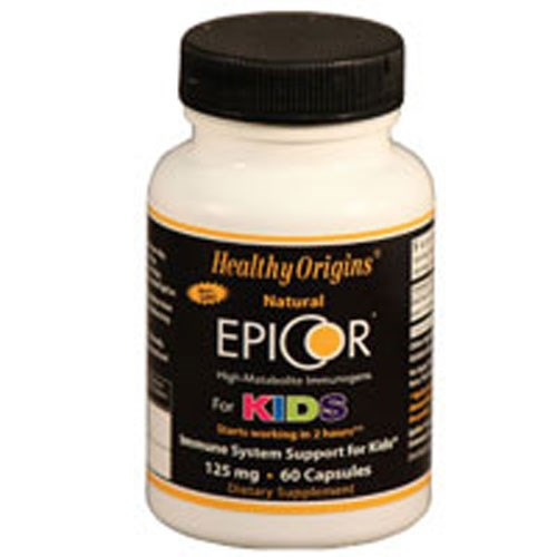 EpiCor for Kids 60 Caps by Healthy Origins