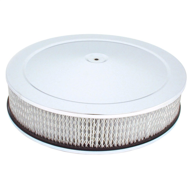 Spectre 4760 Air Cleaner 14in. x 3in. / Chrome - Paper