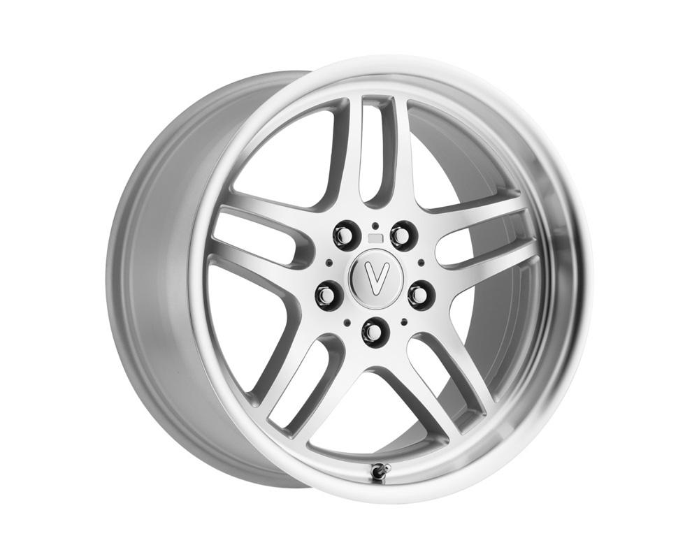 Replica Alloys 067-880-5120-13 SMF BMW TT 67 Silver Machined Face Wheel 18x8 5x120 13mm
