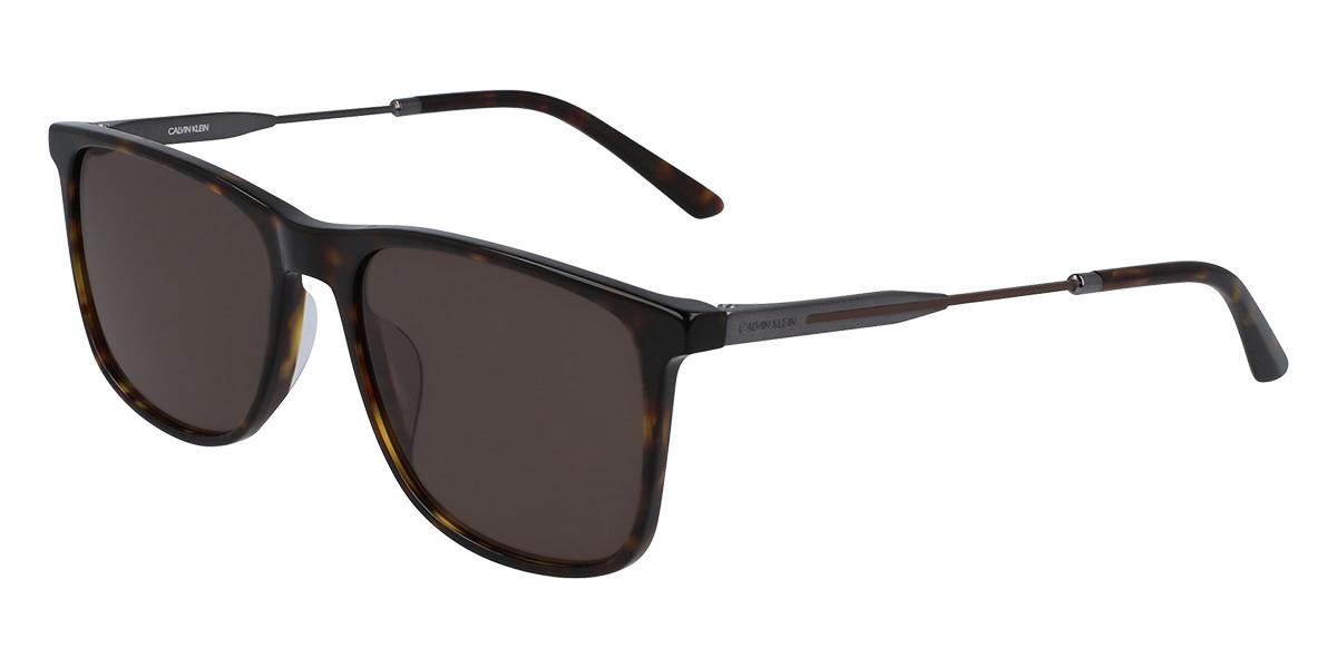 Calvin Klein CK20711S 235 Men's Sunglasses Tortoise Size 55