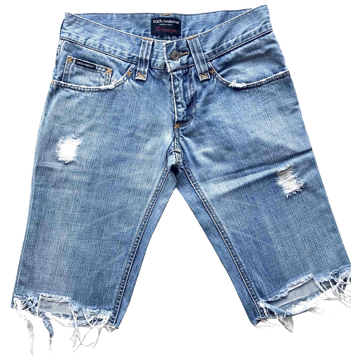 Pantalon corto Dolce & Gabbana