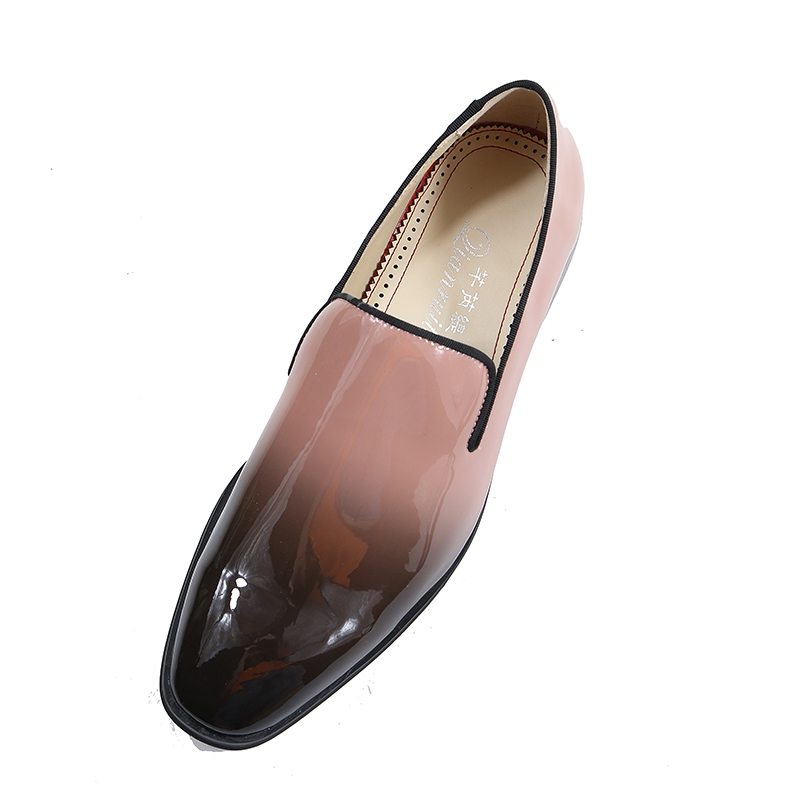Ericdress Fashionable Gradient Slip-On Men's Oxfords
