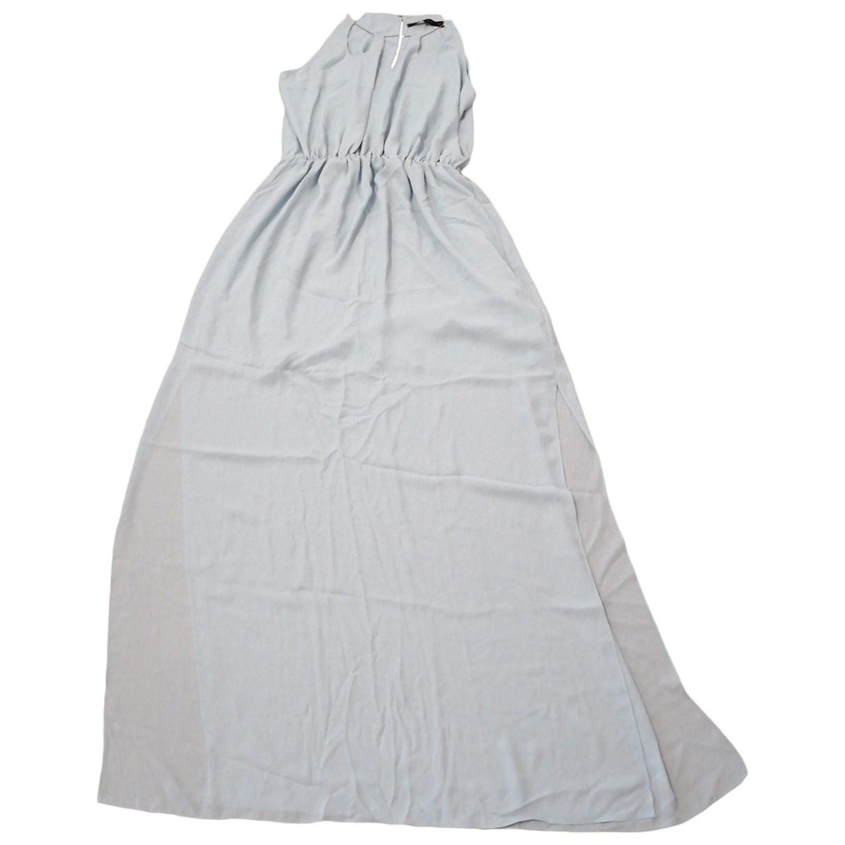 Zara - Robe   pour femme - turquoise