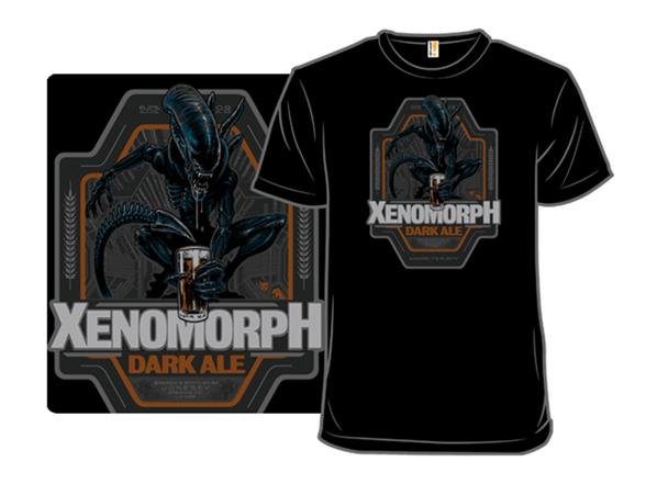 Xenomorph Dark Ale T Shirt