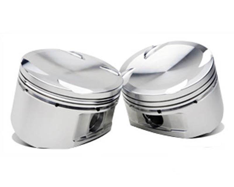 JE Pistons JE242872 Shelf w/pins, rings and locks Honda B18C1, 81.0mm Bore, 11.8:1 - B16A, 10.3:1