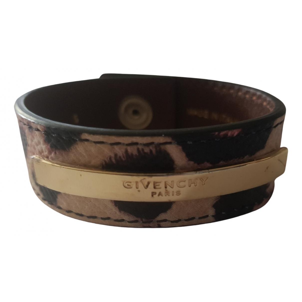 Pulsera de Cuero Givenchy