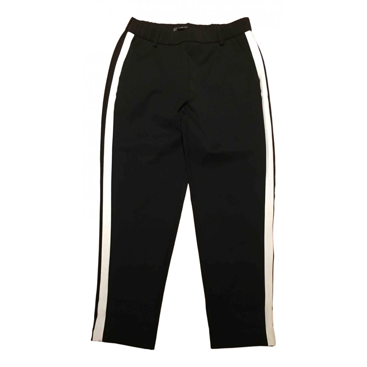 Zara N Black Trousers for Women XS International