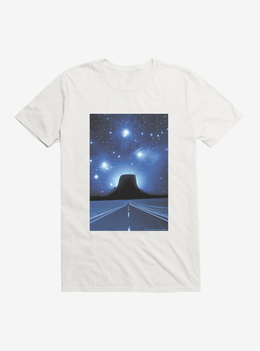 Close Encounters Of The Third Kind Night Skies T-Shirt