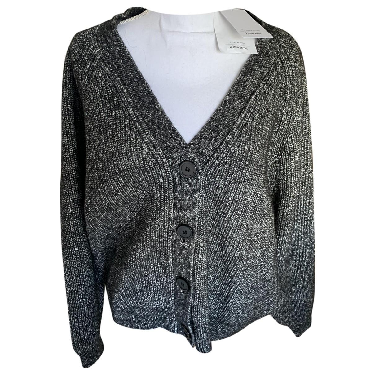 & Stories \N Grey Cotton Knitwear for Women 38 FR