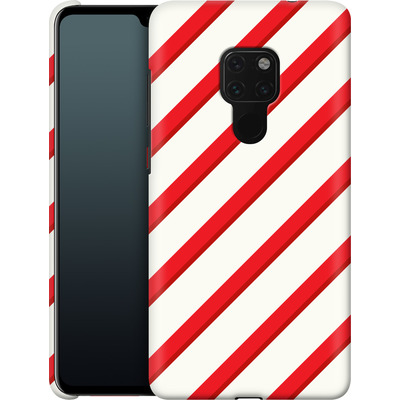 Huawei Mate 20 Smartphone Huelle - Candy Cane von caseable Specials