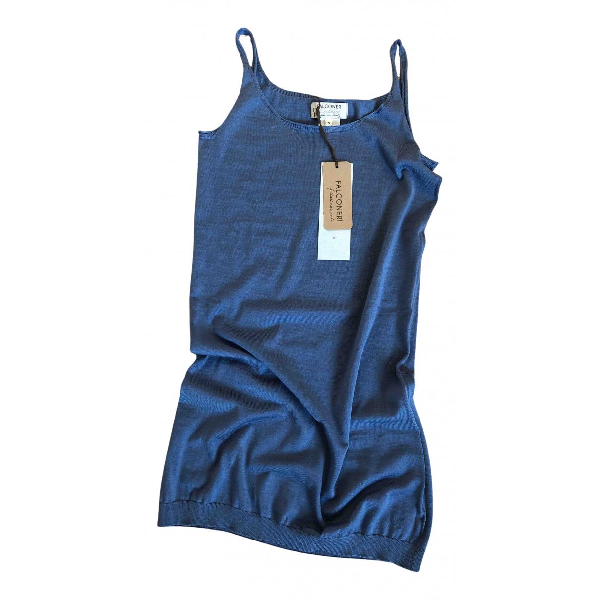 Falconeri N Blue Cashmere Knitwear for Women S International