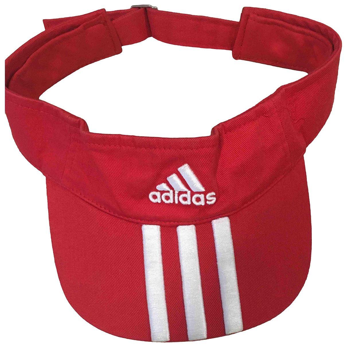 Adidas \N Red Cotton hat & Gloves for Kids \N