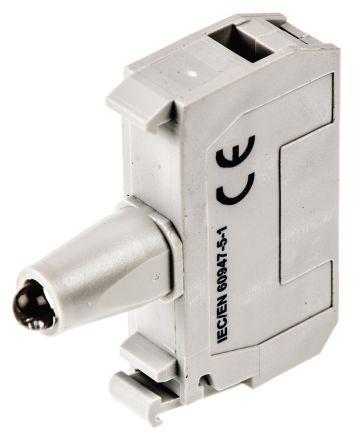 BACO Light Block - White, 24 V