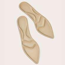1 Paar Atmungsaktive EVA Foam High Heel Einlegesohle