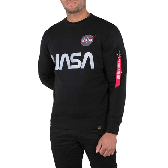 Alpha Industries Nasa Reflective Sweater 178309 03