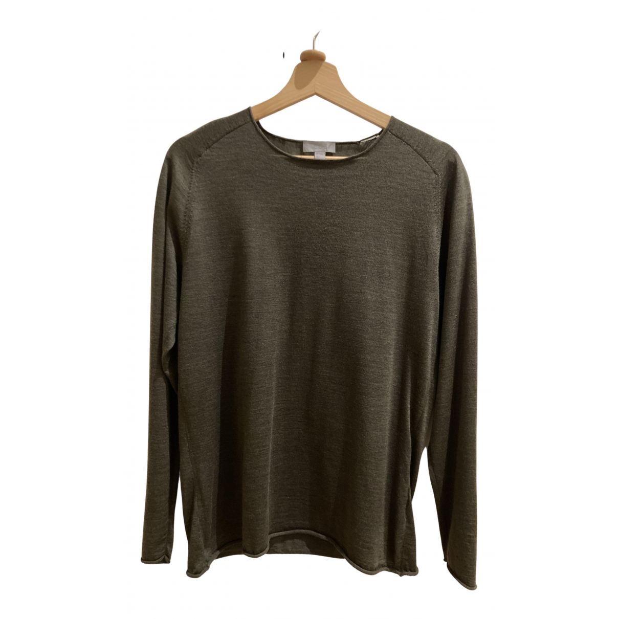 Cos \N Pullover.Westen.Sweatshirts  Gruen