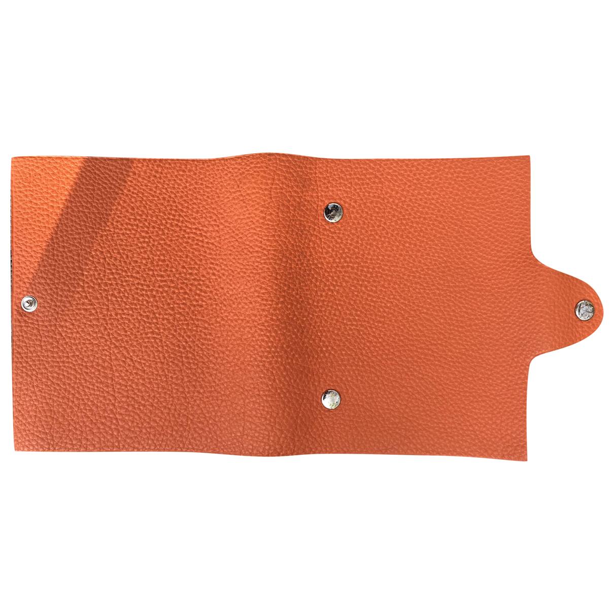 Hermès Ulysse PM Orange Leather Home decor for Life & Living N