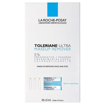 La Roche-Posay TOLERIANE ULTRA MAKEUP REMOVER (30 x 5 ml)