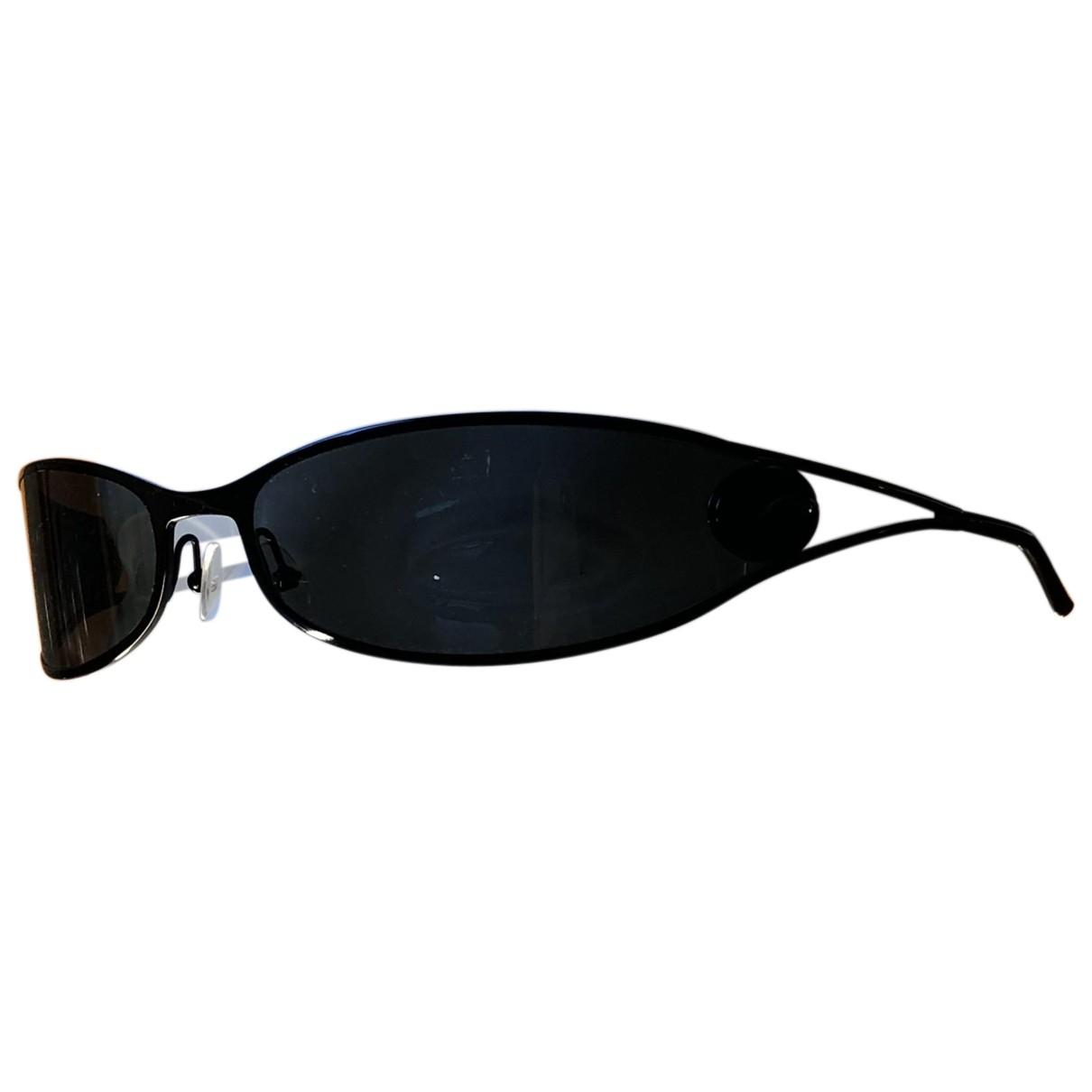 Dior N Black Metal Sunglasses for Women N