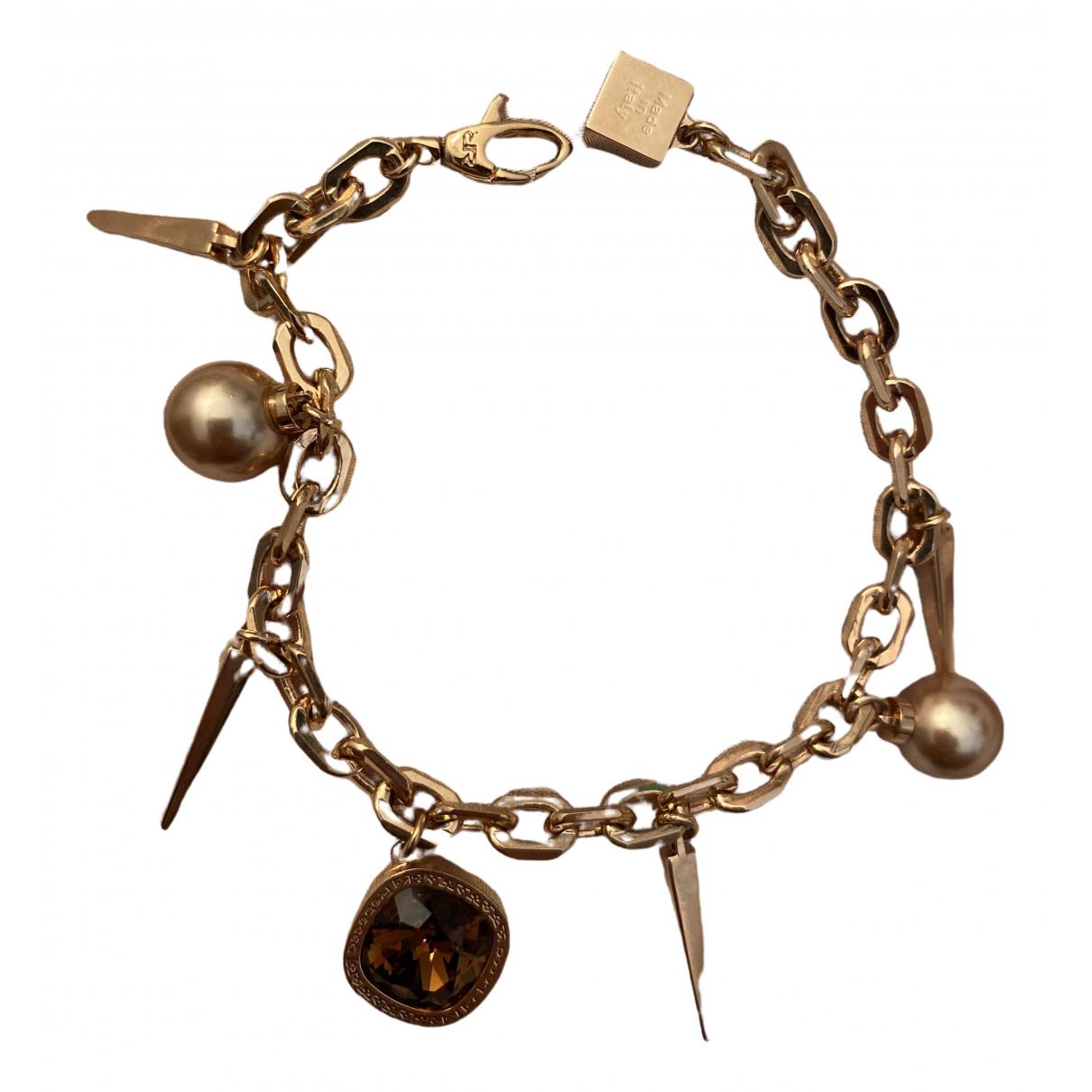 Rebecca \N Pink Metal bracelet for Women \N