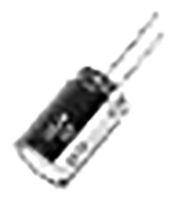 Panasonic 3.3μF Electrolytic Capacitor 100V dc, Through Hole - ECA2AHG3R3 (200)