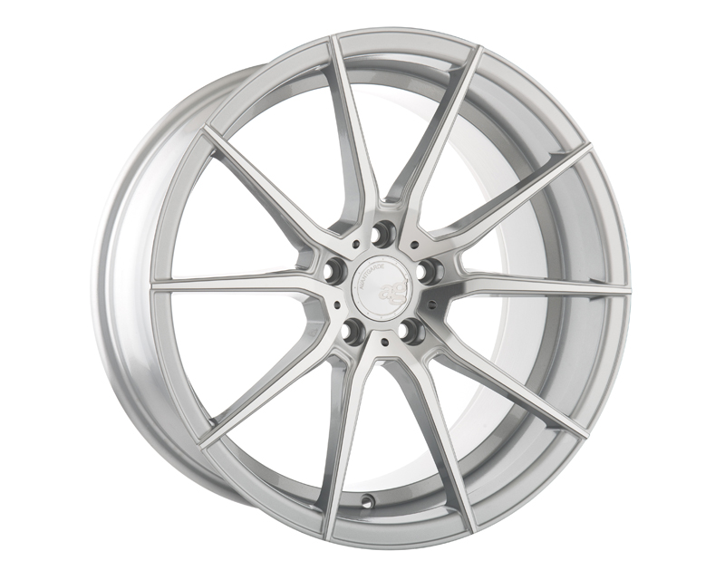 Avant Garde M652-GSM512199540 M652 Silver Machined Wheel 19x9.5 5x112 40mm